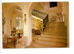 Piece Sur Le Theme De Environs De Dieppe - Chateau D Miromesnil - Le Hall D Entree - Oblit En 1986 - France