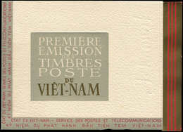 ** VIETNAM - Blocs Feuillets - 1/5, Dans Le Carnet Souvenir - Viêt-Nam