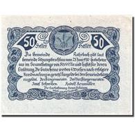 Billet, Autriche, Rohrbach, 50 Heller, Village 1920-06-25 SPL, Mehl:FS 841a - Autriche