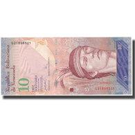 Billet, Venezuela, 10 Bolívares, 2007, 2007-03-20, KM:90a, SPL+ - Venezuela