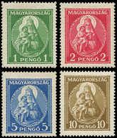 * HONGRIE - Poste - 445/48, Madone - Hongrie