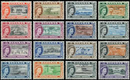 ** BAHAMAS - Poste - 174/89, Complet 16 Valeurs: New Constitution - Bahamas (1973-...)