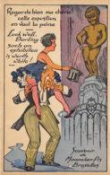 Manneken-Pis Humoristique - Ed. Albert N° 17 - Personaggi Famosi