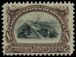 ** ETATS UNIS - Poste - 142, 8c. Canal - United States