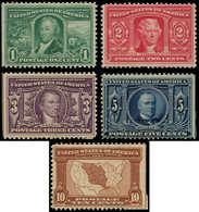 * ETATS UNIS - Poste - 159/63, Très Frais: 100° De La Louisiane - United States