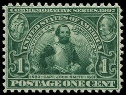 ** ETATS UNIS - Poste - 164, 1c. Vert Smith - United States