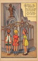 Manneken-Pis Humoristique - Ed. Albert N° 27 - Personaggi Famosi