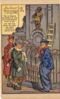 Manneken-Pis Humoristique - Ed. Albert N° 29 - Personaggi Famosi