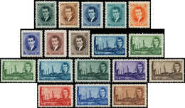 * IRAN - Poste - 1154/69, Complet 18 Valeurs - Iran