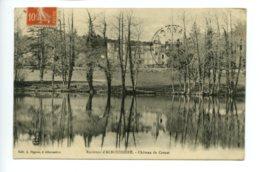 Piece Sur Le Theme De Environs D Alboussiere - Chateau De Crozat - France