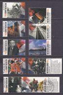 Nederland 1999 Hoogtepunten Uit De 19e Eeuw Complete Gestempelde Serie NVPH 1842 / 1851 - Periode 1980-... (Beatrix)