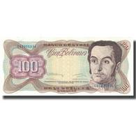 Billet, Venezuela, 100 Bolivares, 1992, 1992-12-08, KM:66e, SPL+ - Venezuela