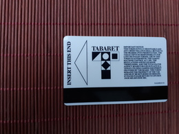 Game Card Tabaret 2 Scans Used  Rare - Cartes De Casino