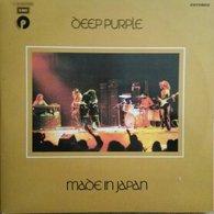 Año: 1972 - Deep Purple ( Made In Japan ). Original De La época,  2/LPs. - Hard Rock & Metal