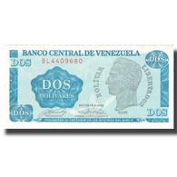 Billet, Venezuela, 2 Bolivares, 1989, 1989-10-05, KM:69, SPL+ - Venezuela