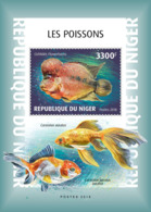 Niger 2018  Fishes  Fauna  S201901 - Niger (1960-...)