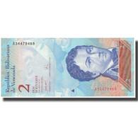Billet, Venezuela, 2 Bolivares, 2007, 2007-03-20, KM:88a, SPL+ - Venezuela