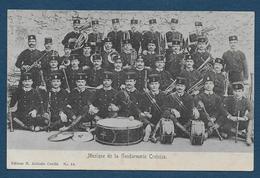 Crète - Musique De La Gendarmerie Crètoise - Griechenland
