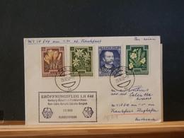 83/319  LETTRE   AUTRICHE  1° VOL  1959 - First Flight Covers
