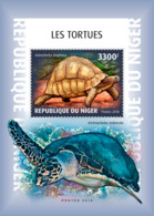 Niger 2018  Fauna  Turtles  S201901 - Niger (1960-...)