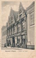 CPA - Belgique - Leper - Ypres - Souvenir De Ypres - L'Hôtel De Gand - Ieper