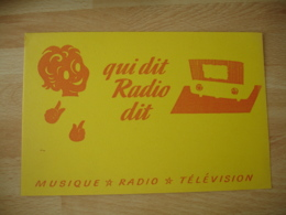 Lot De 3 Radiola Illustrateur Rene Ravo Buvard Buvards - Buvards, Protège-cahiers Illustrés
