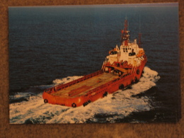 ALEXANDRA TOWING INVINCIBLE TUG OFFICIAL - Tugboats