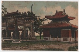 CHINA Western Tombs - Chine