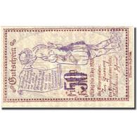Billet, Autriche, Brunn, 50 Heller, Personnage 1920-04-29, SPL, Mehl:FS 110a - Autriche
