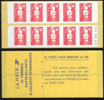 Beaujard Yv 2807 C2 Daté 07.5.93 - Usage Courant