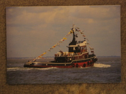 TUG KNIGHTON - Tugboats
