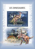 Niger 2018  Dinosaurs   S201901 - Niger (1960-...)