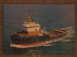 ALEXANDRA TOWING INDOMITABLE - Tugboats