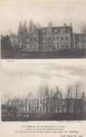 CPA - Belgique - Leper - Ypres - Le Château De La Hooghe-lez-Ypres - Ieper