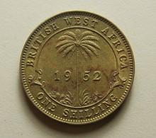 British West Africa 1 Shilling 1952 - Monnaies