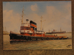 ALEXANDRA TOWING (SUN TUG 3) SUNNXX - Tugboats