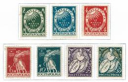 POLAND...1920 - Unused Stamps