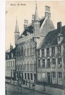 CPA - Belgique - Leper - Ypres - La Poste - Ieper
