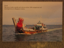 POSEK BUOY TENDER - Tugboats