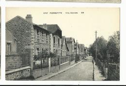 Seine Saint Denis , Pierrefitte , Villa Gloriette - Pierrefitte Sur Seine
