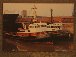 ALEXANDRA TOWING WALLASEY AND CROSBY - Tugboats