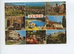 Piece Sur Le Theme De Multivues - Vence - Oblit En 1981 - Vence