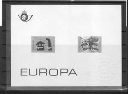 EUROPA CEPT-Belgio 1995 Foglietto (ref 366b) - Europa-CEPT
