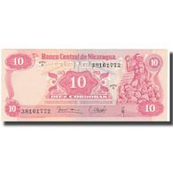 Billet, Nicaragua, 10 Cordobas, D.1979, 1979, KM:134, NEUF - Nicaragua