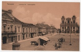 ROMANIA TEMESVAR Losonczi Ter - Romania