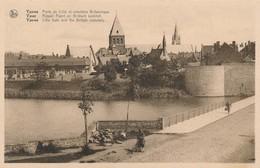 CPA - Belgique - Leper - Ypres - Porte De Lille Et Cimetière Britanique - Ieper