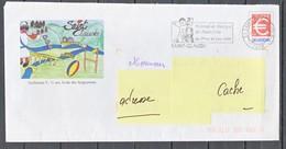 TIMBRE - FRANCE - Marcophilie - Lot 079 - Marcophilie (Lettres)