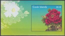 Cook Islands 2011 Yvertn° Bloc 225  *** MNH  Cote 16,00 Euro Flore Fleurs Bloemen Flowers - Cook