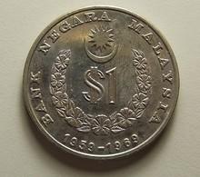 Malaysia 1 Ringgit 1969 - Malaysie