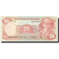 Billet, Nicaragua, 20 Cordobas, D.1979, 1979, KM:135, NEUF - Nicaragua